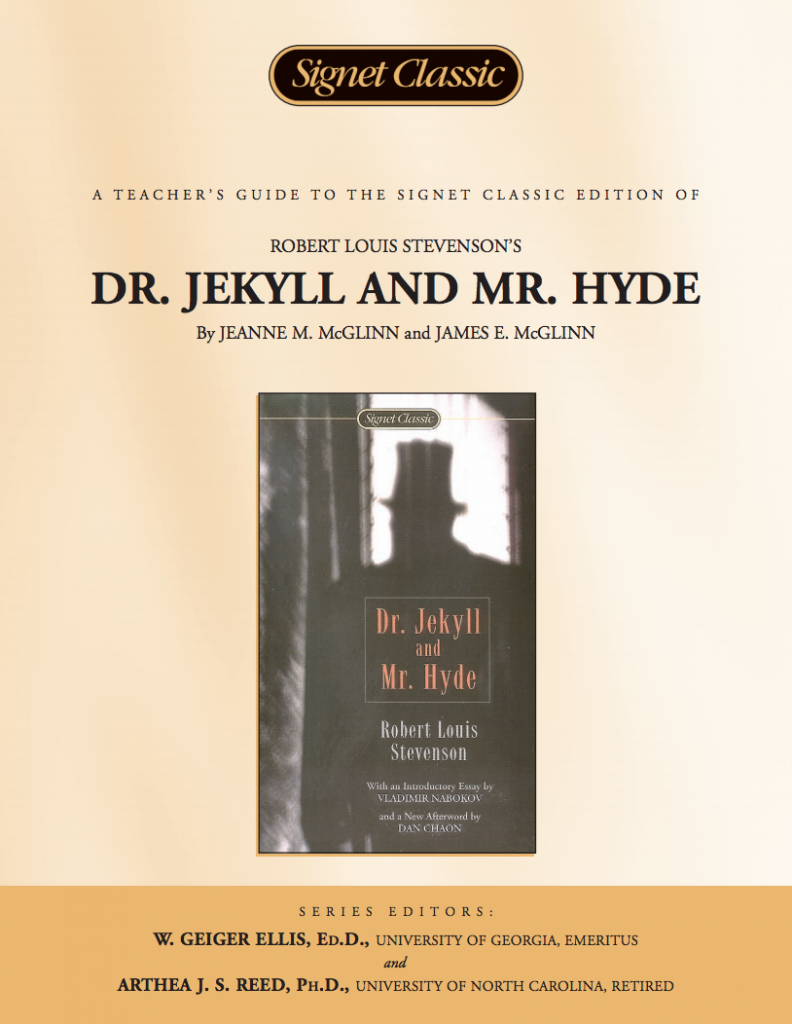 dr jekyll and mr hyde 4 essay